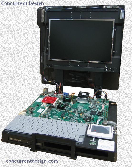 electronics-oncurrent-design