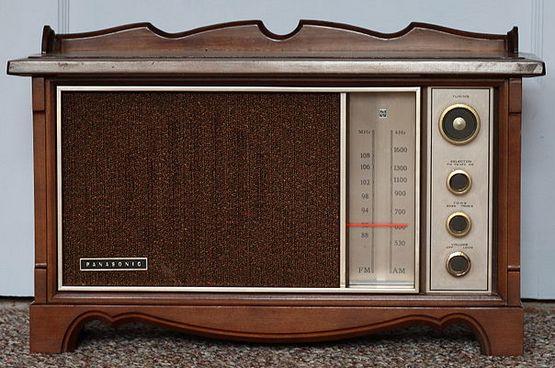 Panasonic radio receivers