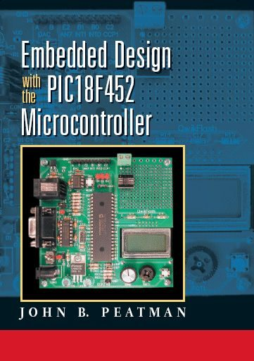 embedded-design-pic18f452-microcontroller