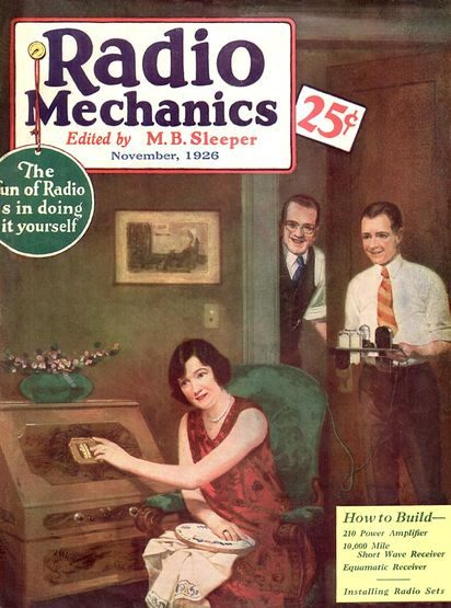radio-mechanics