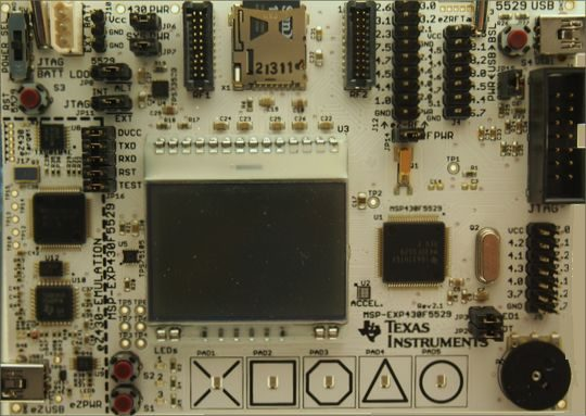 ti-developer-board