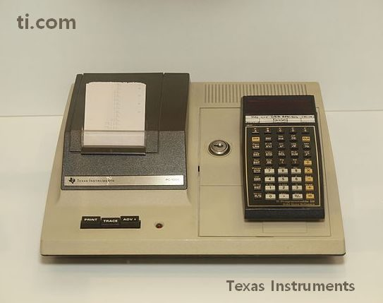 ti-calculator-printer