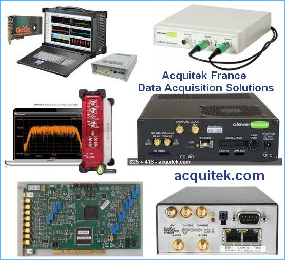 Acquitek France - Data Acquisition Solutions