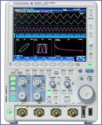 dlm2000-2boscilloscopes-yokogawa