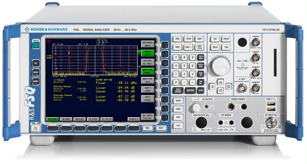 rs-fsq-signal-analyzer