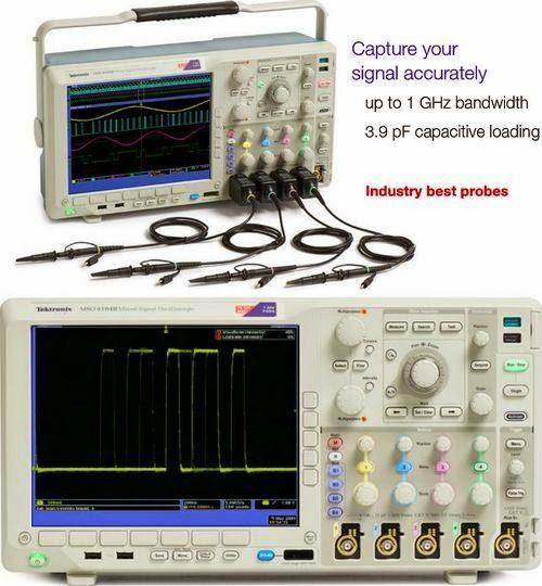 tektronix-mso-dpo-3000-mixed-signal-oscilloscope