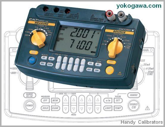 yokogawa-calibrator