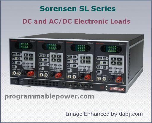 sorensen-sl-electronic-load