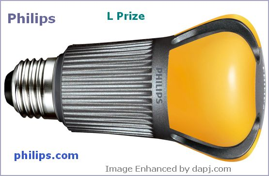 60W Replacement Competition Philips L Prize