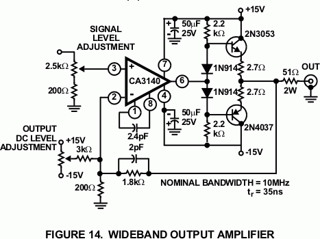 wideband-output-amp