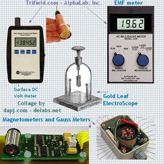 electrometer-magnetometer