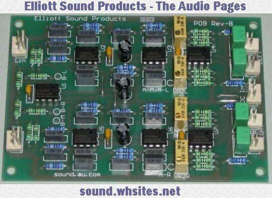 elliott-sound-products