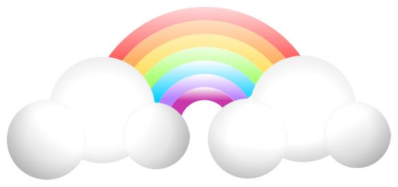 cloud-rainbow