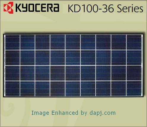 kyocera-solar-module