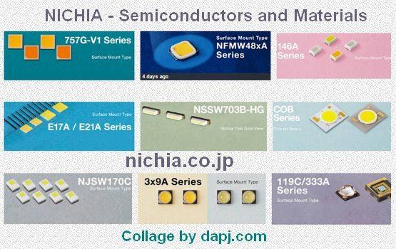 nichia-semiconductors