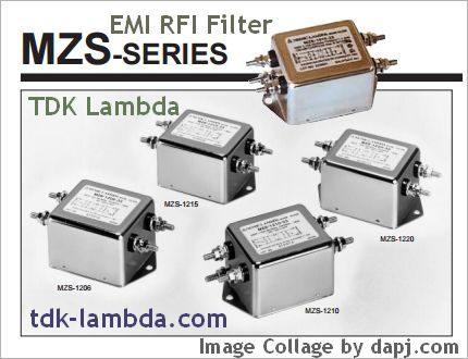 tdk-lambda-emi-filter