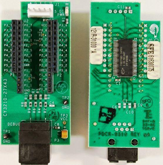 cy8c27x43-psoc-evalpod