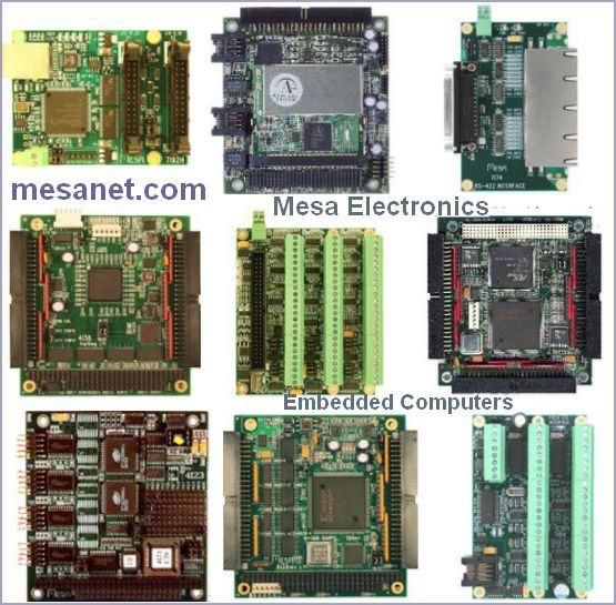 Mesa Electronics - Embedded Computers