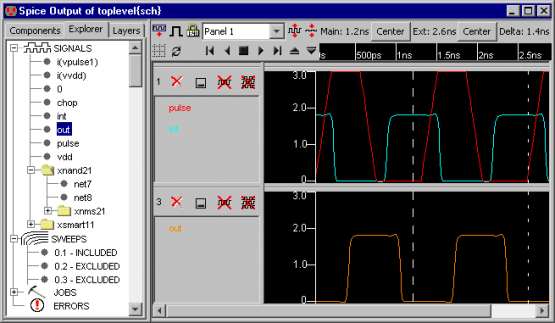 Electric VLSI Design System EDA