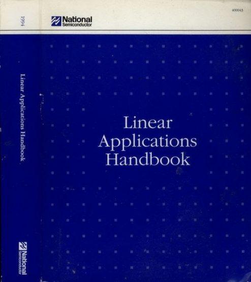 Linear Applications Handbook