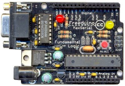 Arduino and Freeduino Knowledge
