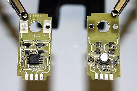 OpenServo - Digital servo for Robotics