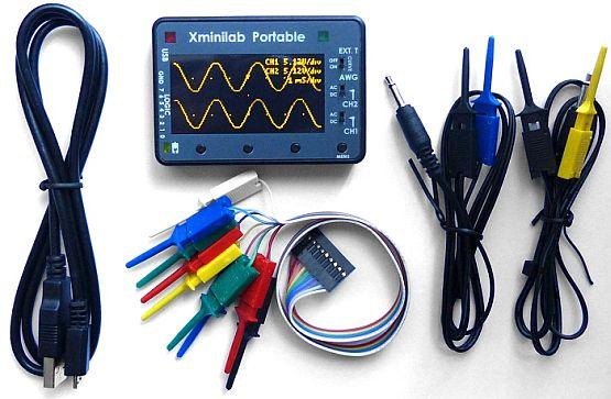 XScopes Xminilab and Xprotolab