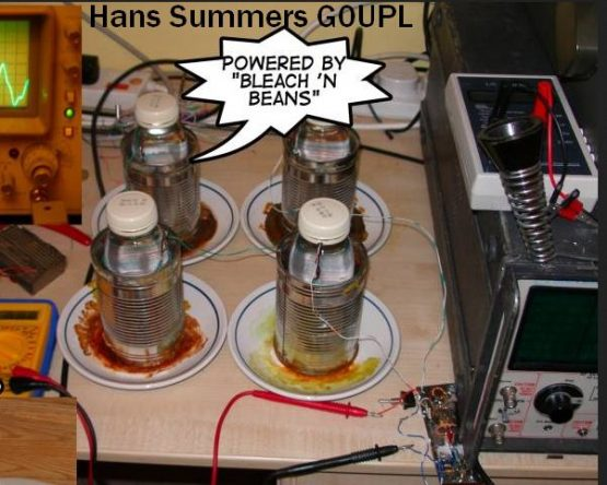 Radio Electronics Projects - Hans Summers G0UPL
