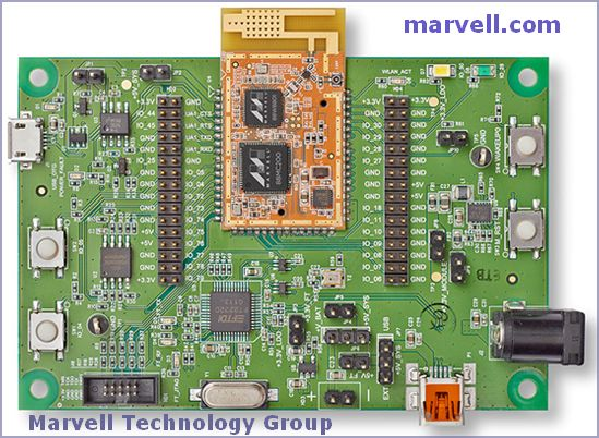 Marvell Technology Group - Wi-Fi Microcontroller Platform