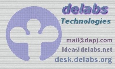 Contact delabs and dapj